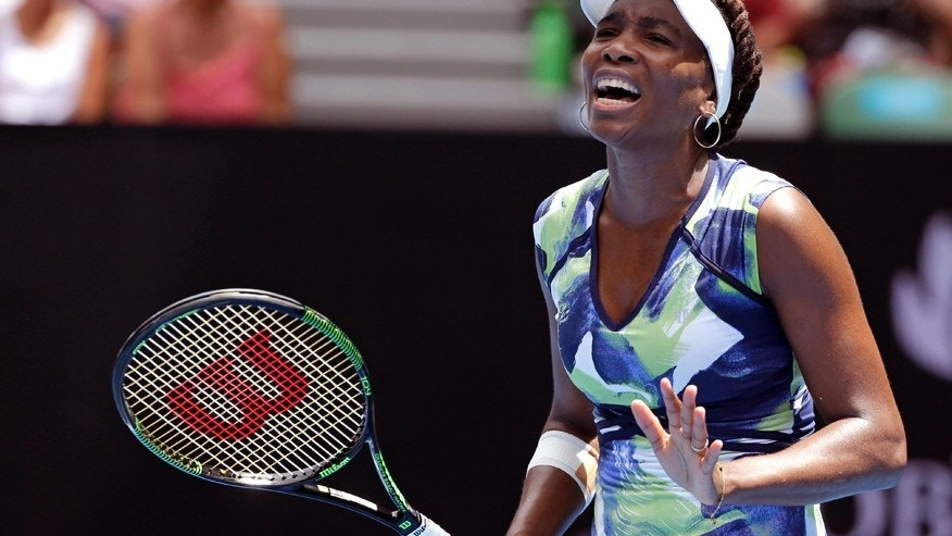 OUT OF BOUNDS ESPN announcer accused of racist jab at Venus