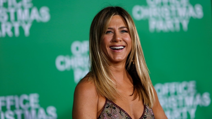 Jennifer Aniston is mulling a return to television.