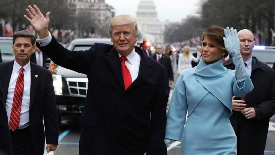 An estimated 31 million people tuned in to watch President Trump's inauguration.