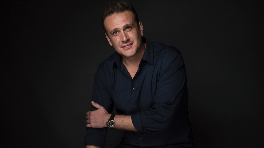 "Actor Jason Segel poses for a portrait to promote the film, ""The Discovery"", at the Music Lodge during the Sundance Film Festival on Saturday, Jan. 21, 2017, in Park City, Utah. (Photo by Taylor Jewell/Invision/AP)"