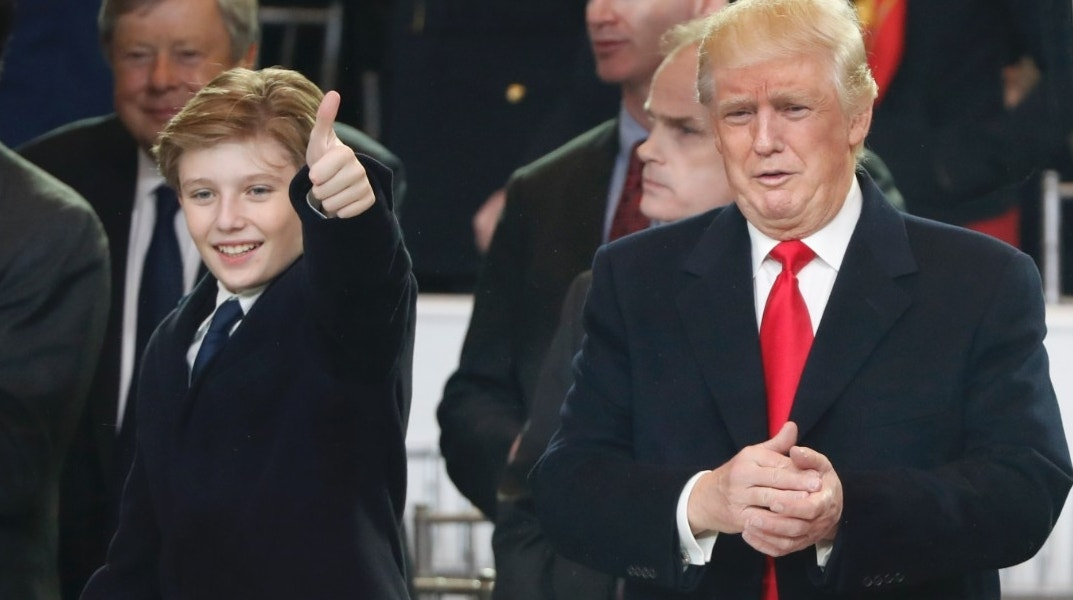 NBC won't comment on 'SNL' writer's controversial Barron Trump tweet