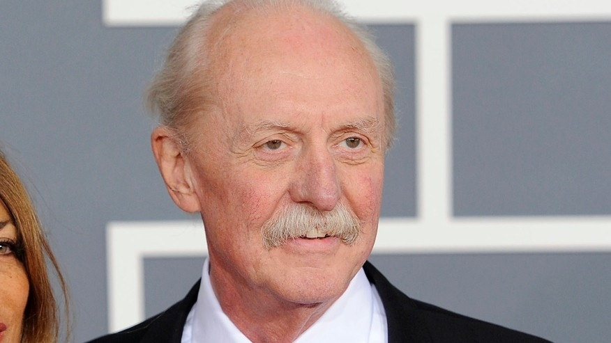 This Feb. 12, 2012 file photo shows Butch Trucks at the 54th annual Grammy Awards in Los Angeles.