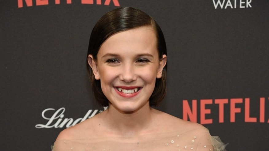 """Stranger Things"" star Millie Bobby Brown has just landed her first big film role."