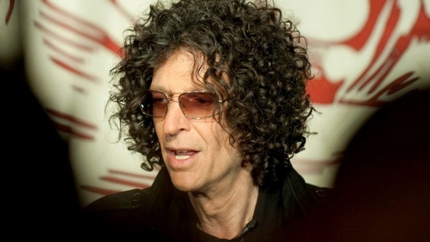 Howard Stern Not Sure Friend Trump Can Handle the Hate