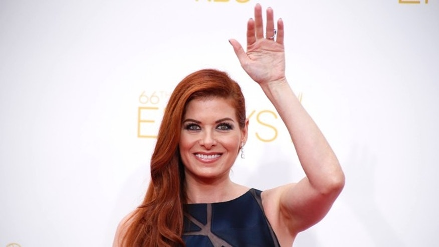 "Debra Messing claims she was sexually harassed on the movie ""A Walk in the Clouds."""