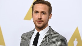 Ryan Gosling arrives at the 89th Academy Awards Nominees Luncheon at The Beverly Hilton Hotel on Monday, Feb. 6, 2017, in Beverly Hills, Calif.