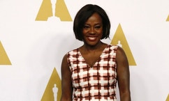 Actress Viola Davis arrives at the 89th Oscars Nominee Luncheon in Beverly Hills, California, U.S., February 6, 2017.  REUTERS/Mario Anzuoni - RTX2ZWZ3