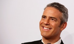 """Andy Cohen arrives for the Elton John AIDS Foundation's 15th Annual """"An Enduring Vision Benefit"""" in New York City, U.S., November 2, 2016.  REUTERS/Brendan McDermid   - RTX2RNBB"""
