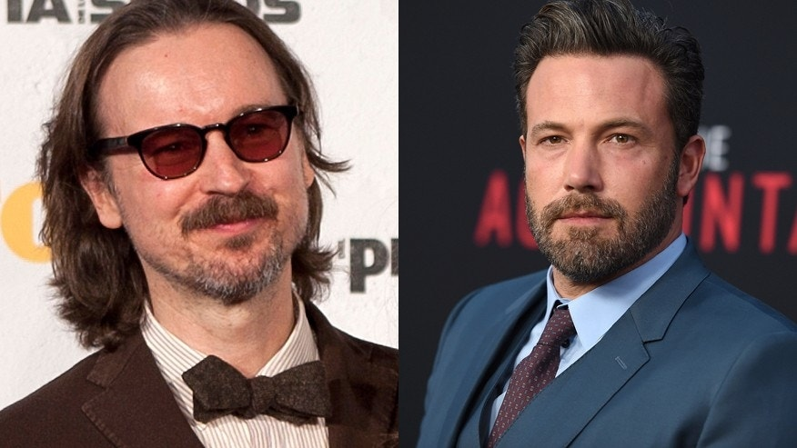 "Matt Reeves (left) will direct ""The Batman"" for Warner Bros. just a few weeks after star Ben Affleck (right) left the post. Warner Bros. said Thursday, Feb. 23, 2017, that Reeves would also produce the stand alone film."