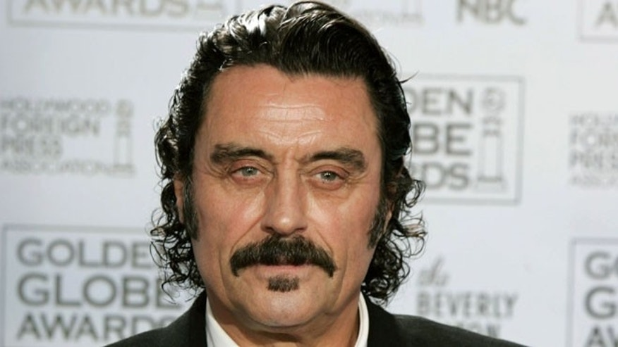 "Ian McShane made fun of ""Game of Thrones"" fans in a recent interview."