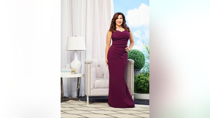 """Real Housewives of New Jersey"" star Jacqueline Laurita."