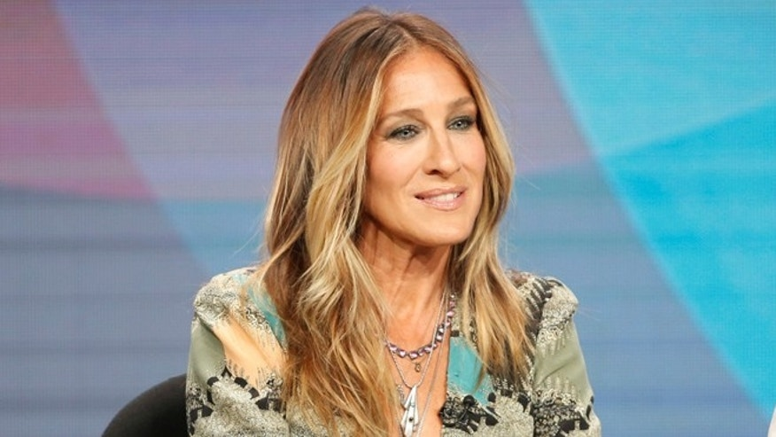 Sarah Jessica Parker's Instagram account has caught the attention of the Russian foreign ministry.