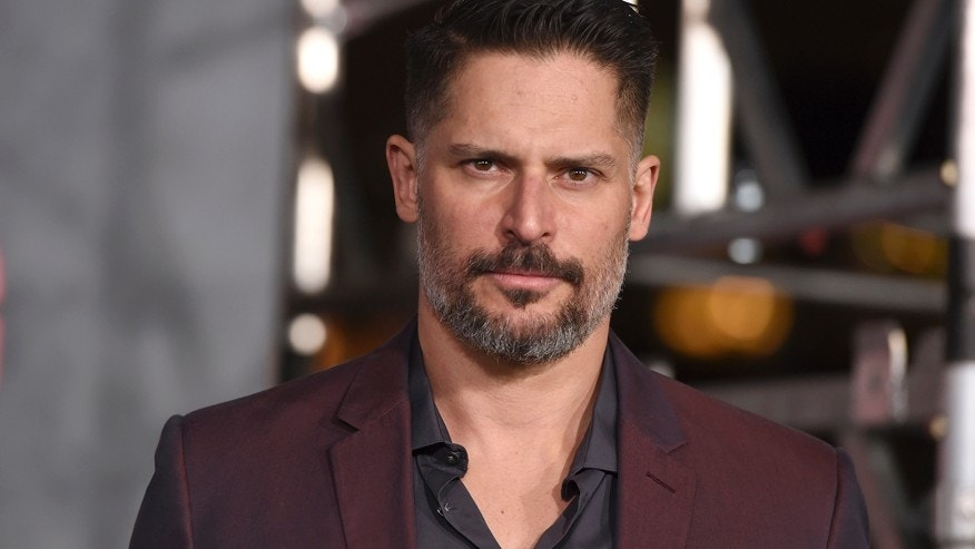"Joe Manganiello arrives at the Los Angeles premiere of ""Kong: Skull Island"" at the Dolby Theatre on Wednesday, March 8, 2017."
