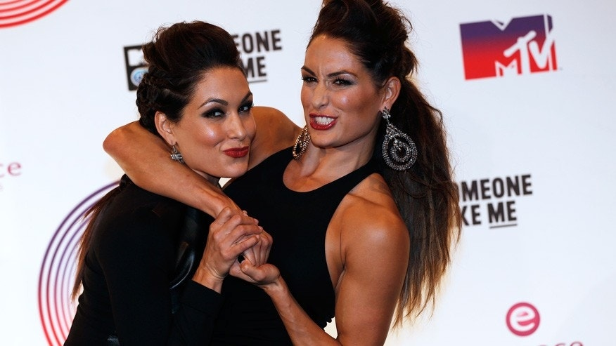 Reuters Bella Twins