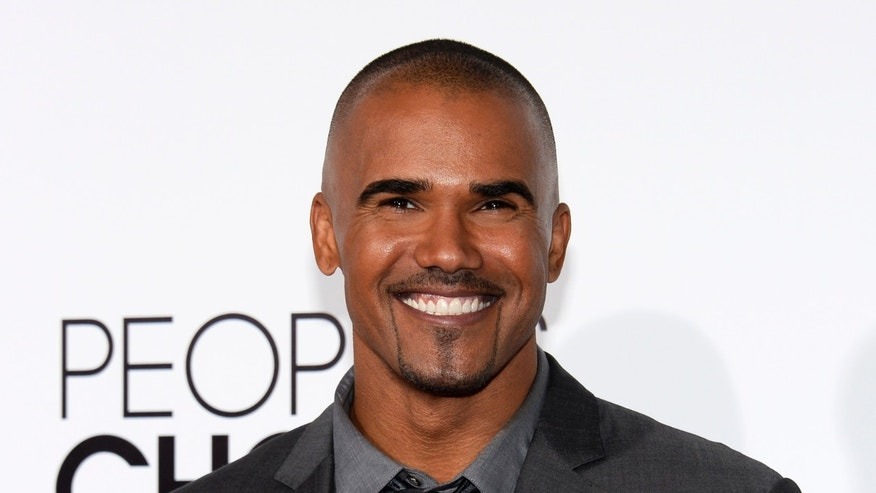 "Shemar Moore arrives at the 2014 People's Choice Awards in Los Angeles, California January 8, 2014. The actor will return for the season finale of ""Criminal Minds."""