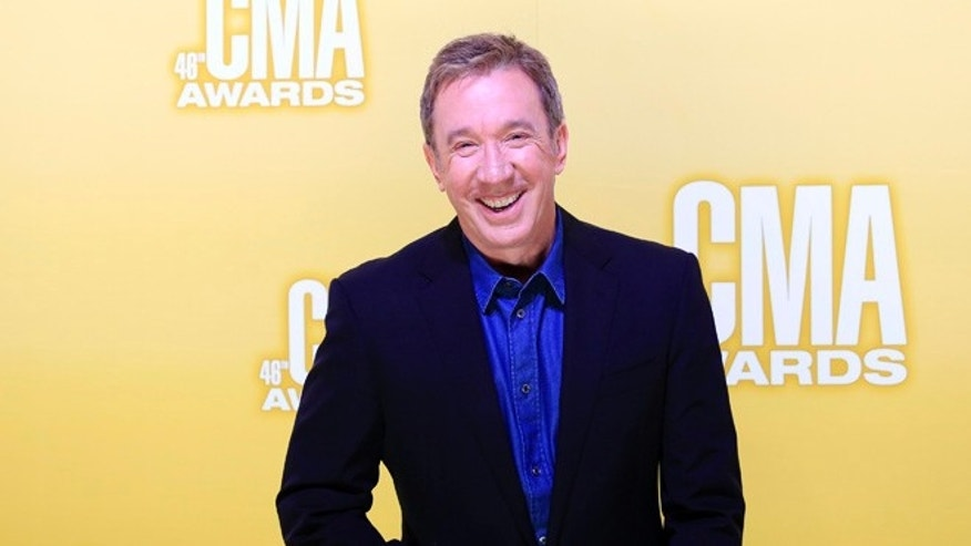 Tim Allen draws criticism for comments on conservatives in Hollywood