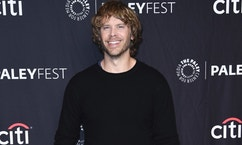 """Eric Christian Olsen attends the 34th annual PaleyFest: """"NCIS: Los Angeles"""" event at the Dolby Theatre on Tuesday, March 21, 2017, in Los Angeles. (Photo by Richard Shotwell/Invision/AP)"""