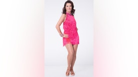 """Nancy Kerrigan competes on Season 24 of """"Dancing with the Stars."""""""