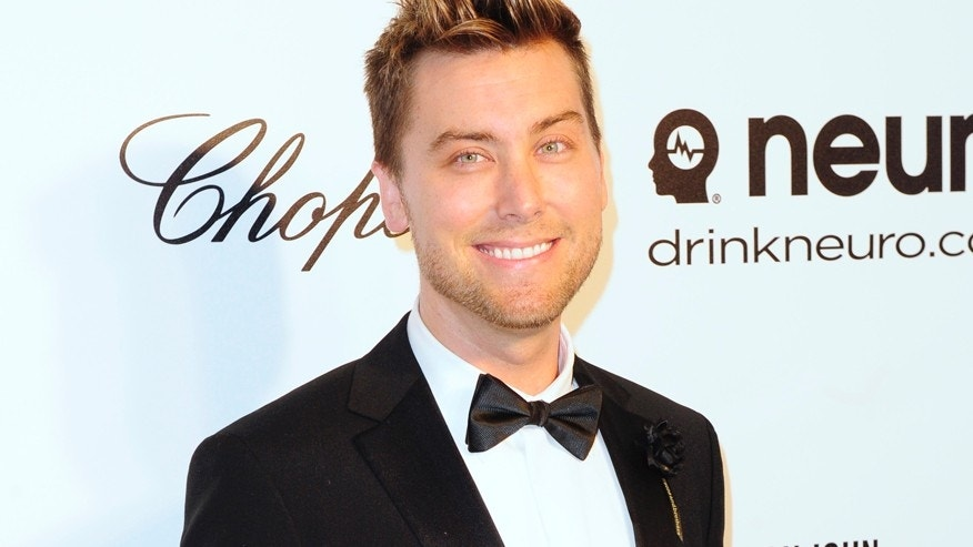 Lance Bass on Trump: 'You can't always trust your leaders ...