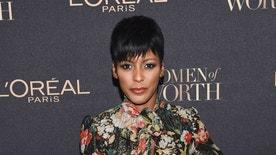 "FILE - This Nov. 16, 2016 file photo shows NBC ""Today"" host Tamron Hall at the 2016 L'Oreal Women of Worth Awards in New York. Hall is leaving the network after finding out that the team on the 9 a.m. hour of the morning show was being replaced by Megyn Kelly.  NBC said her last appearance on NBC and MSNBC was on Tuesday, Jan. 31, 2017. (Photo by Evan Agostini/Invision/AP, File)"