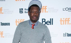 "FILE - This Sept. 6, 2014 file photo shows actor Michael Che at the ""Top Five"" premiere at the Princess of Wales Theatre during the 2014 Toronto International Film Festival, in Toronto.  Che, co-anchor of ""Weekend Update"" on NBC's ""Saturday Night Live,"" is not backing away from comments he made about Boston, when he called it the ""most racist city"" he has ever visited.  Che told a crowd at Boston University Thursday, March 23, 2017 about how he received many angry messages on social media after he made the comment on ""SNL"" the night before the Super Bowl.  (Photo by Arthur Mola/Invision/AP, file)"