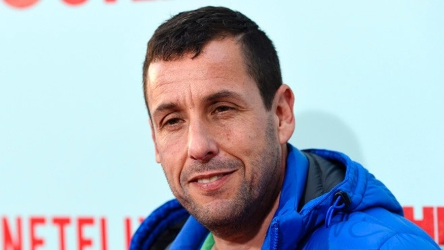 Adam Sandler has re-upped his deal with Netflix.