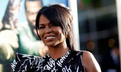 "Cast member Nia Long poses at the premiere of ""Keanu"" at ArcLight in Los Angeles, U.S., April 27, 2016.   REUTERS/Mario Anzuoni - RTX2BZA2"