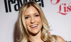 FILE - This April 12, 2012 file photo shows Kristin Cavallari at the Conde Nast Traveler Hot List Party at The Presidential Suite of Hotel Bel-Air in Los Angeles. (AP Photo/Danny Moloshok, File)