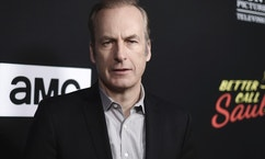 """Bob Odenkirk attends the Los Angeles premiere of """"Better Call Saul"""" at ArcLight Cinemas on Tuesday, March 28, 2017, in Culver City, Calif. (Photo by Richard Shotwell/Invision/AP)"""