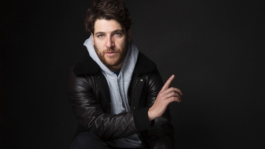 "Adam Pally, of ""The Mindy Project,"" was arrested for possession of marijuana and cocaine. Here, he poses in a promotional photo for ""Band Aid."""