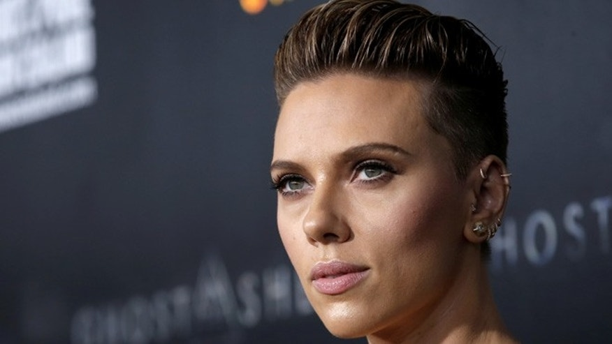 "Scarlett Johansson has been accused of lying by an Asian American media group about her casting in ""Ghost in the Shell."""