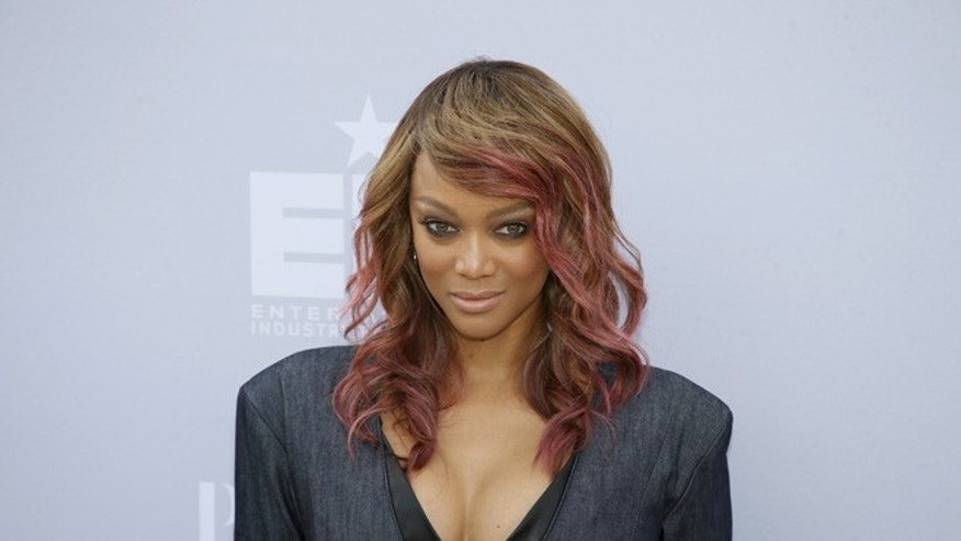 "Tyra Banks has eliminated the age limit for ""America's Next Top Model."""