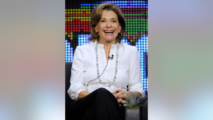 "Jessica Walter stars as Malory Archer in ""Archer"" on FXX."