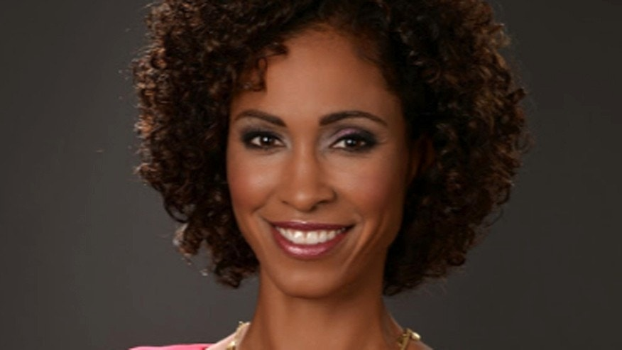 ESPN personality Sage Steele.