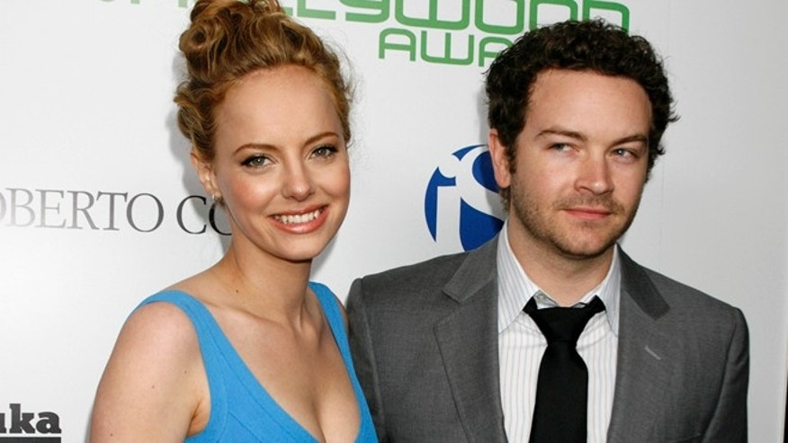 Danny Masterson has revealed that his wife Bijou Phillips received a kidney transplant.