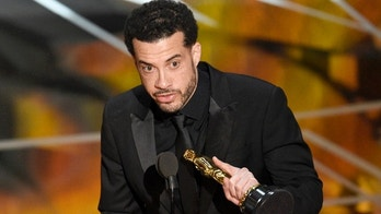 "FILE - In this Feb. 26, 2017 file photo, Ezra Edelman accepts the award for best documentary feature for ""O.J.: Made in America"" at the Oscars in Los Angeles. The Academy of Motion Pictures Arts and Sciences has ruled documentary series like the recent Oscar winner ""O.J.: Made in America"" will no longer be eligible for the Academy Awards. The academy on Friday announced a handful of rule changes, most notably that ""multi-part or limited series"" will not be admitted in the documentary category. (Photo by Chris Pizzello/Invision/AP, File)"