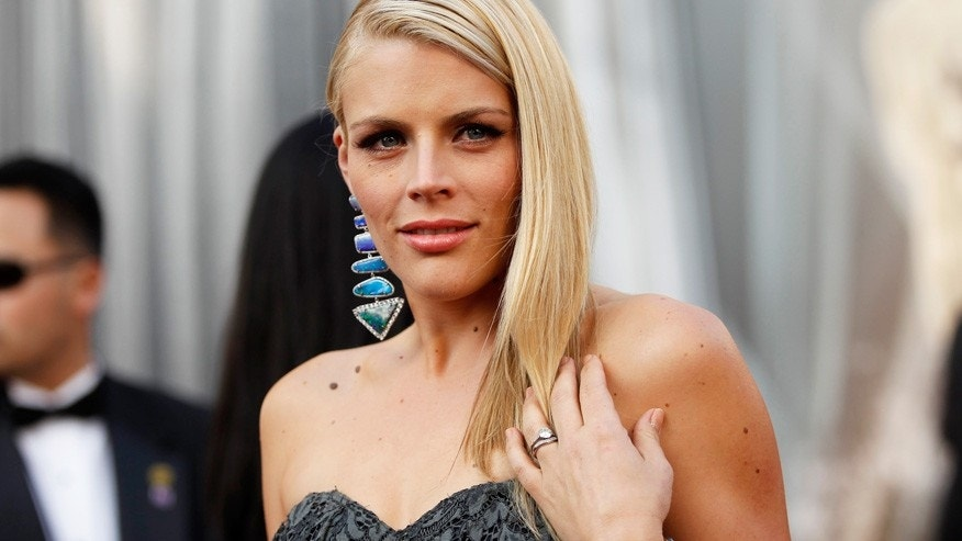 Actress Busy Philipps recalls a scary Uber ride on her Instagram story.