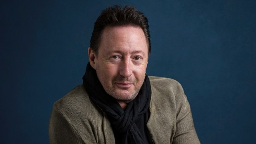 "Julian Lennon has a children's book ""Touch the Earth"" coming out."