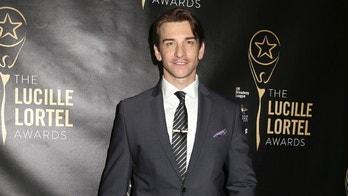 "FILE - In this May 10, 2015 file photo, Andy Karl attends the 30th Annual Lucille Lortel Awards at the NYU Skirball Center in New York. Producers of the Broadway musical ""Groundhog Day"" say it will open as planned, but injured star Karl's status is unclear. Karl hurt himself during a preview performance Friday, April 14, 2017, forcing the cancellation of Saturday's matinee. (Photo by Greg Allen/Invision/AP, File)"