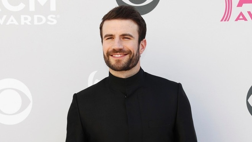 Sam Hunt married Hannah Lee Fowler over the weekend in Georgia.