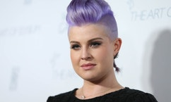 "FILE - In this Jan. 10, 2015 file photo, Kelly Osbourne arrives at The Art of Elysium Heaven Gala at Hangar 8 in Santa Monica, Calif. Osbourne apologized Tuesday, Aug. 4, 2015, for comments she made earlier in the day on ""The View"" about Latinos  cleaning Donald Trump's toilets. (Photo by Omar Vega/Invision/AP, File)"
