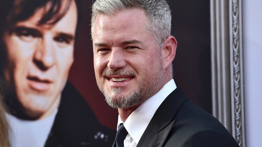"In this June 4, 2015, file photo, Eric Dane arrives at the 43rd AFI Lifetime Achievement Award Tribute Gala at the Dolby Theatre in Los Angeles. Variety reported April 30, 2017, that TNT has temporarily shut down production of its drama, ""The Last Ship,"" while Dane battles depression."