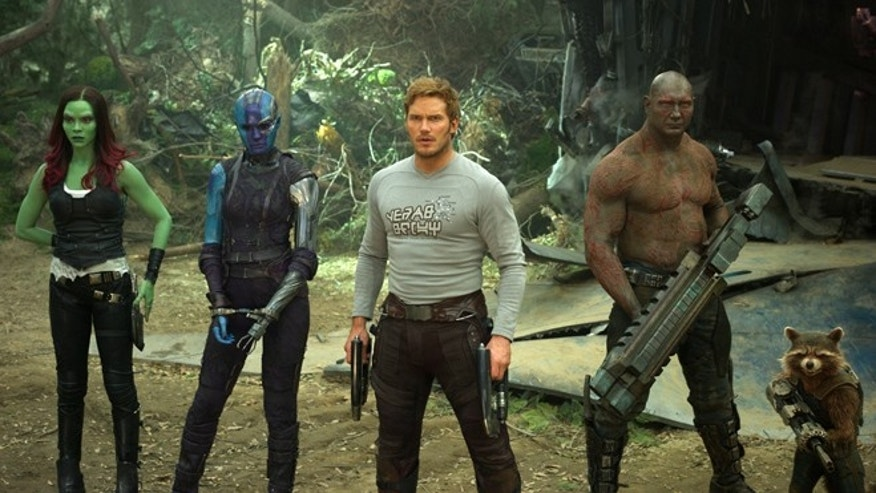 "The ""Guardians of the Galaxy"" sequel had a $17M opening night"