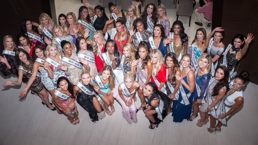 All 51 Miss USA contestants have been in Las Vegas rehearsing and preparing to compete.
