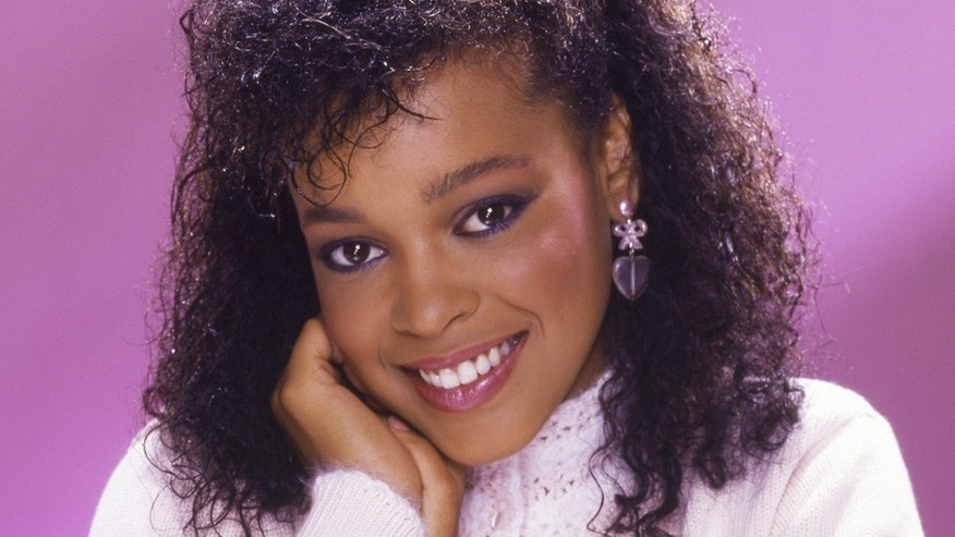 Actress Ola Ray poses for a portrait in 1983 in Los Angeles, California.
