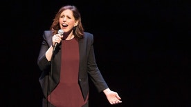 "FILE - In this April 30, 2016 file photo, actress Vanessa Bayer performs at a David Lynch Foundation Benefit for Veterans with PTSD at New York City Center in New York. ""Saturday Night Live"" is losing cast member Bayer following this weekend's season finale. Bayer is finishing her seventh season with NBC's comedy institution, and her memorable impressions include Miley Cyrus and Jonah the Bar Mitzvah Boy. She's been with the show longer than any other female cast member.  (Photo by Scott Roth/Invision/AP, File)"
