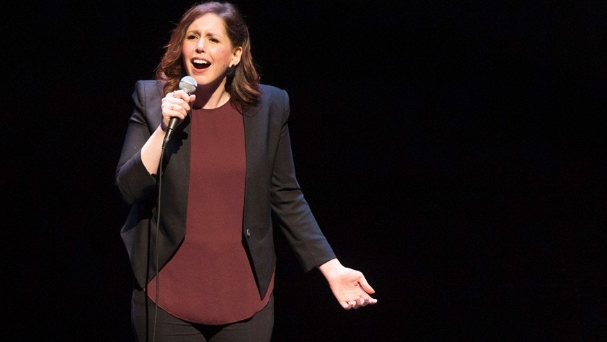 In this April 30, 2016 file photo, actress Vanessa Bayer performs at a David Lynch Foundation Benefit for Veterans with PTSD at New York City Center in New York.