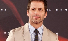 "In this June 17, 2013 file photo, director Zack Snyder attends spanish premiere of the film ""Man of Steel"" in Madrid."