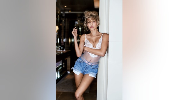 Maxim Hailey Baldwin 1