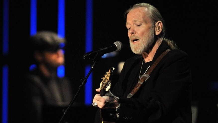 Gregg Allman's manager says the late musician tried to keep playing music until the end.